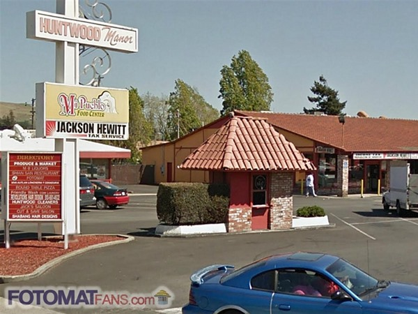 187 Harder Rd., Hayward, CA - Google Street View - www.FotomatFans.com
