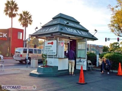 Lincoln & Ocean Park, Santa Monica