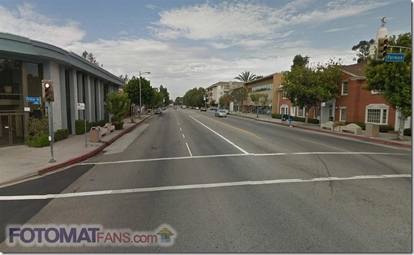 Riverside Dr. & Forman Ave., Los Angeles (2011) - FotomatFans.com