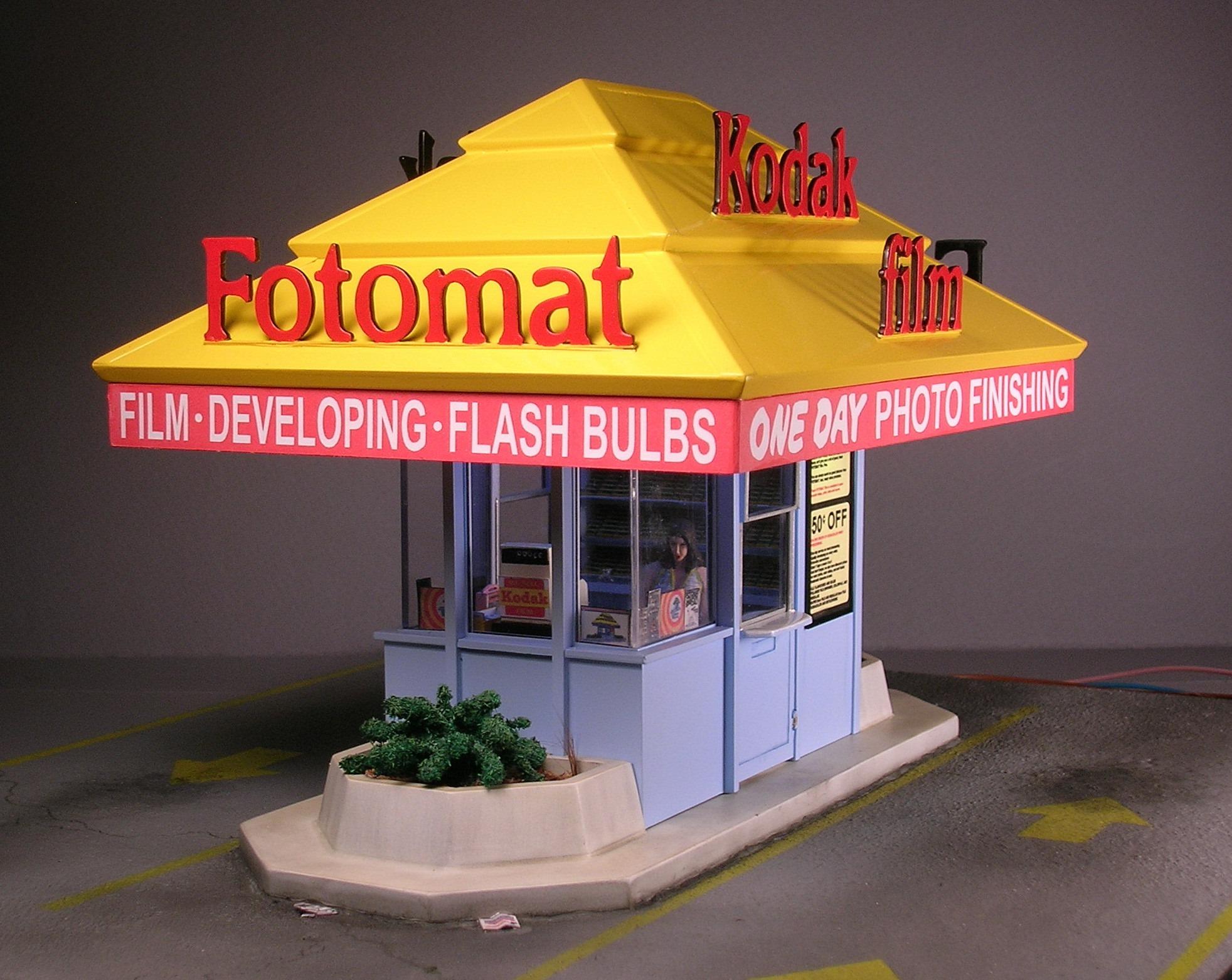 Thomas Ellifritt S Fotomat Model Fotomatfans Com