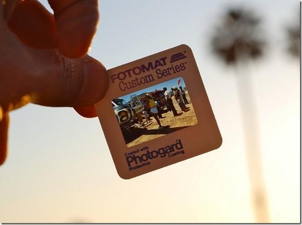 Fotomat Custom Series Slide - FotomatFans.com