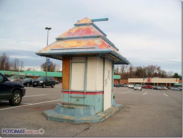 Reisterstown Shopping Center (site) - 11989 Reisterstown Rd, Reisterstown, MD 21136