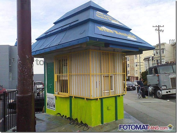 Haight & Shrader - San Francisco, CA - FotomatFans.com
