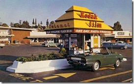 Kodak Fotomat – 1960s courtesy of Roadside Pictures