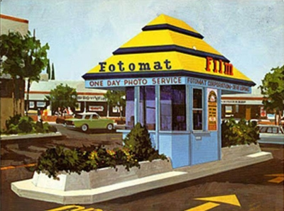Fotomat post card
