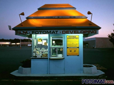 Sunset on Fotomat: 1978